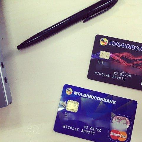 card moldindconbank