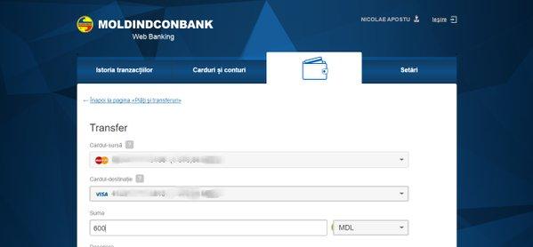 transfer moldindconbank