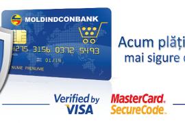 Card bancar Moldinconbank