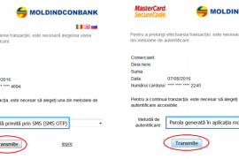 3D Secure Moldindconbank