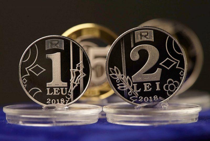 2. moneda 1 2 lei