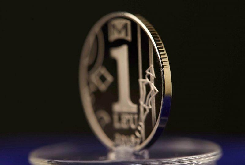 5. moneda 1 leu part